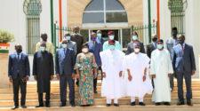 le Président Mahamadou Issoufou a rencontré la mission