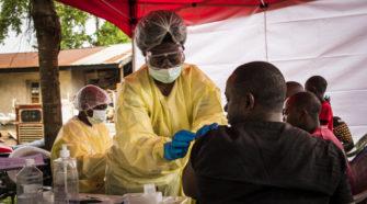La Guinée reçu 11 360 doses de vaccin Merck contre Ebola