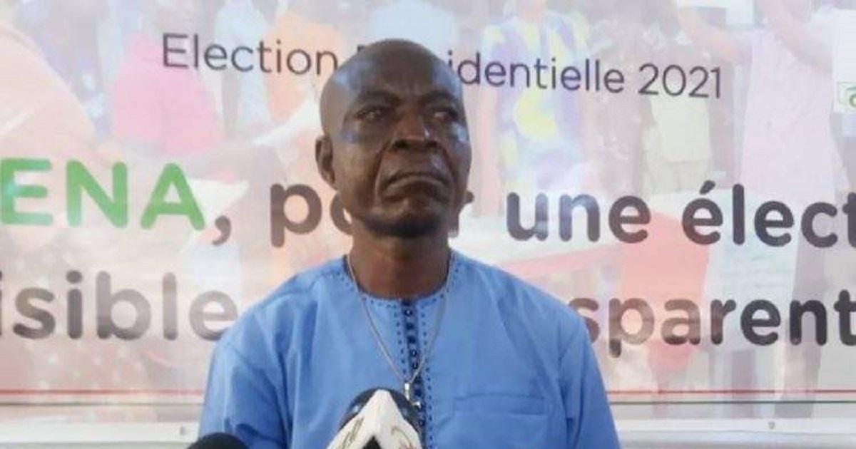 Bénin/Présidentielle 2021: Patrice Ago Simènou, 1er candidat à déposer son dossier à la CENA