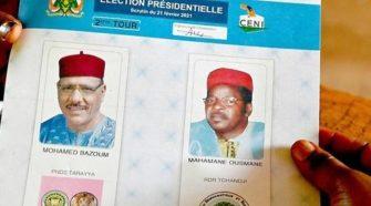 Présidentielle au Niger, un second tour historique