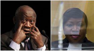 Bensouda et Gbagbo