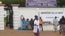 CHU de Bamako et de Kati au Mali, le personnel de santé en grève