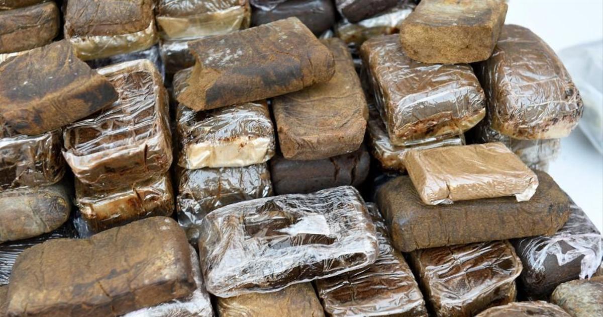 Cargaison de drogue au Niger
