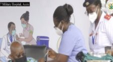 Covid 19 au Ghana, Nana Akufo-Addo montre l'exemple..