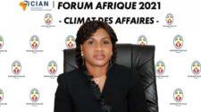 Forum Afrique 2021 du CIAN : le Togo s'est illustré grâce à la gestion de la Covid-19