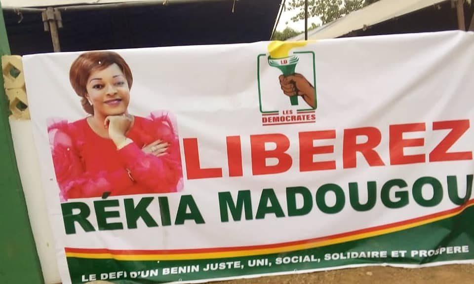Bénin: l'opposition exige la libération de Reckya Madougou