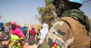 MINUSMA, le message de Faure Gnassingbé livré aux militaires blessés et au reste du contingent togolais..