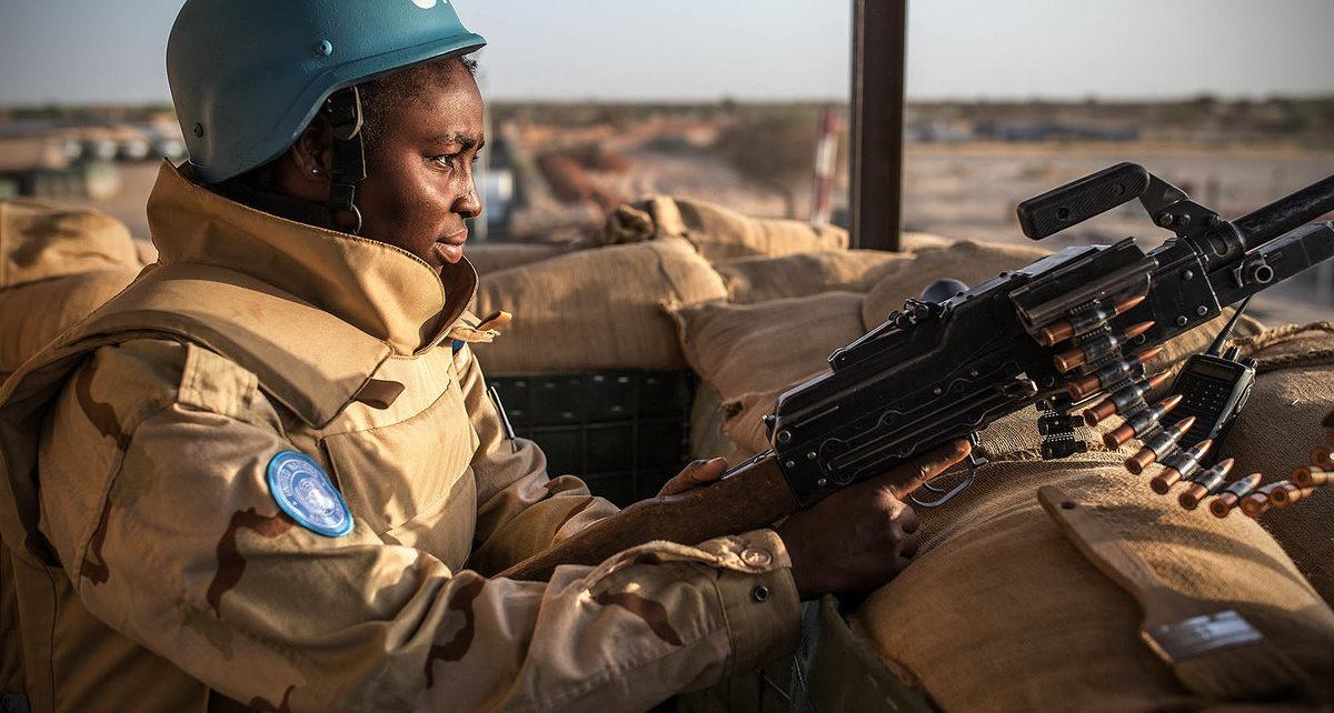 Mali: Aguelhoc sous le contrôle du contingent tchadien de la Minusma