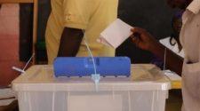 campagne electorale au Tchad