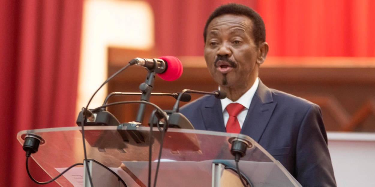 Congo: Christophe Mboso au parlement annonce les chantiers et réformes à venir