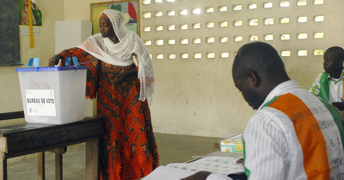 législatives en Côte d'Ivoire