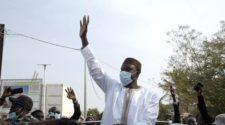l'opposant Ousmane Sonko