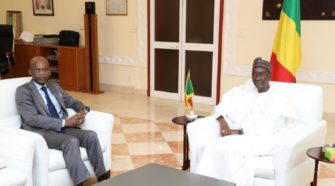 réunion du GST-Mali