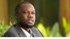 sénégalais Ousmane Sonko