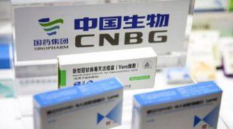 vaccin chinois Sinopharm