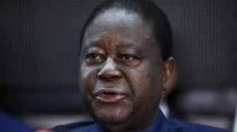 Cote d'Ivoire: le PDCI de Henri Konan Bédié soufflé par une crise interne