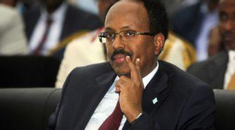 Extension du mandat du Président somalien : l'UA condamne