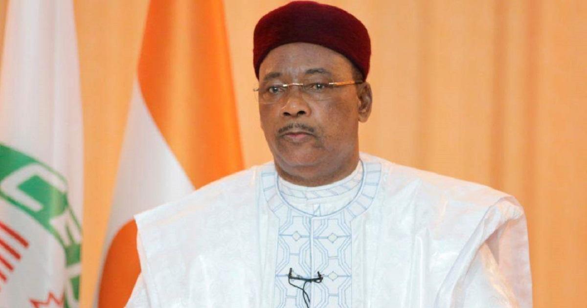 Niger: le dernier message de Mahamadou Issoufou à la nation