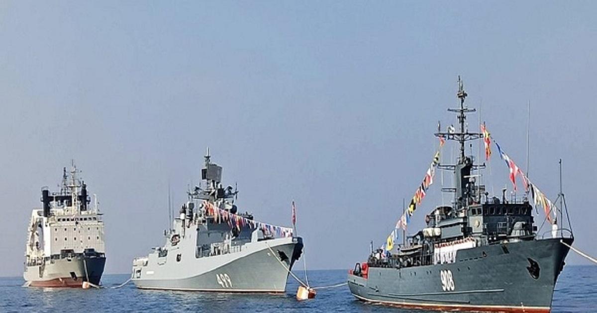 Une nouvelle base navale au Soudan pour la Russie