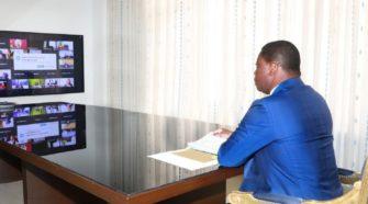38ème session de l'AUDA NEPAD : Faure Gnassingbé a pris part aux travaux par visioconférence