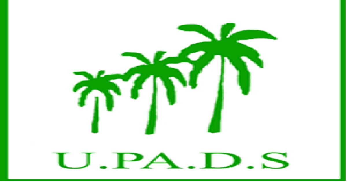 Congo-B: l'UPADS suspend Honoré Sayi