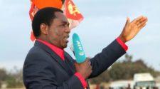 Election présidentielle : le principal opposant zambien Hakainde Hichilema, candidat