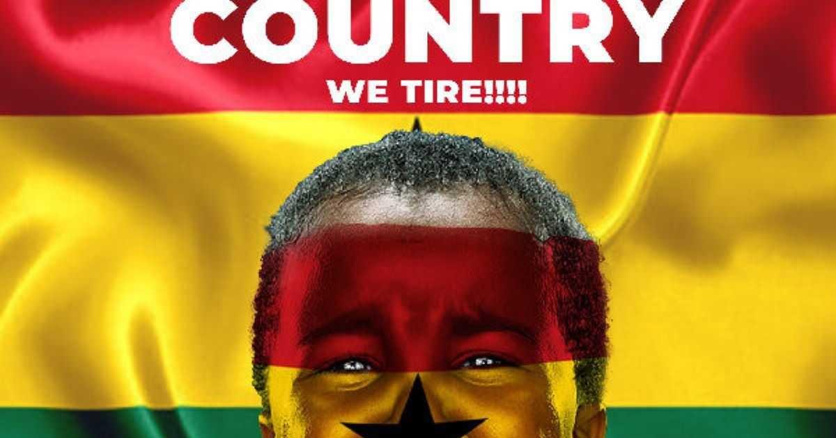 Ghana : les activistes lancent l'hashtag Fix The Country pour dénoncer la mauvaise gouvernance