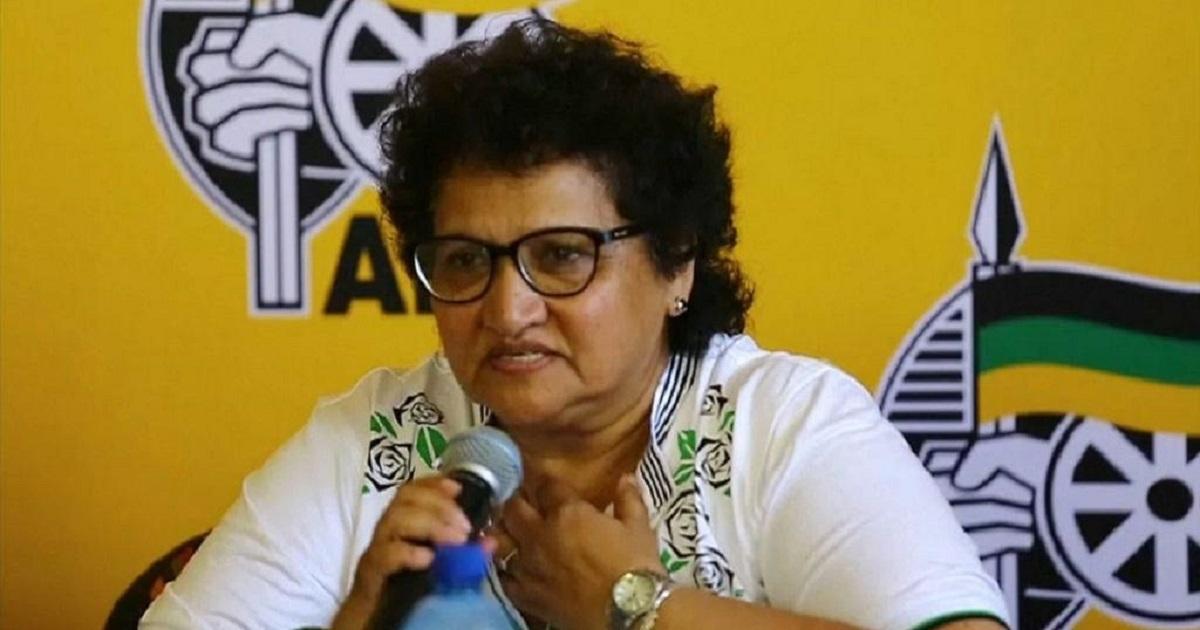 Jessie Duarte désigné secrétaire général de l'ANC par intérim