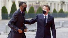 Normalisation des relations Rwanda-France : Paul Kagamé rencontre Macron et des officiers français à Paris