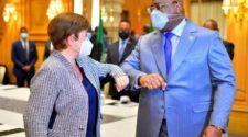 Rencontre entre Félix Tshisekedi et Kristalina Ivanova Gueorguieva à Paris ce lundi