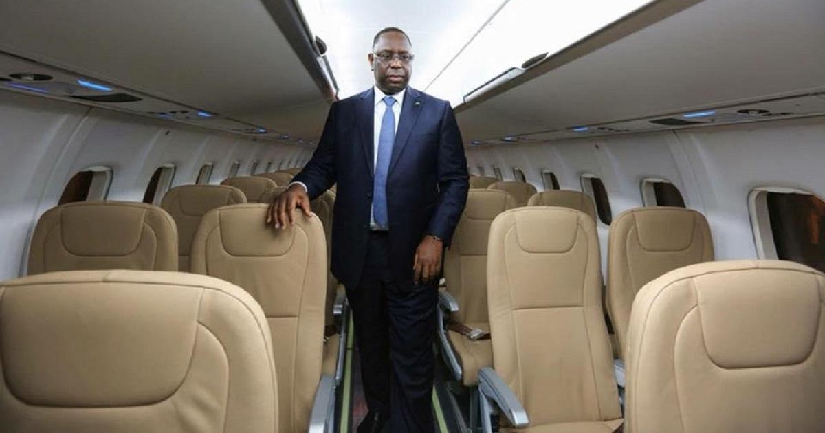 Sénégal : quand le nouvel avion de Macky Sall fâche le peuple