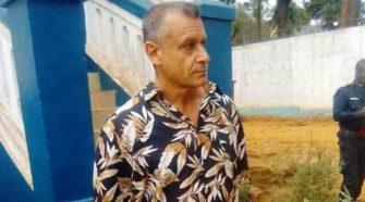 Centrafrique : le dossier du ressortissant français Juan Rémy Quignolot, toujours à l'instruction