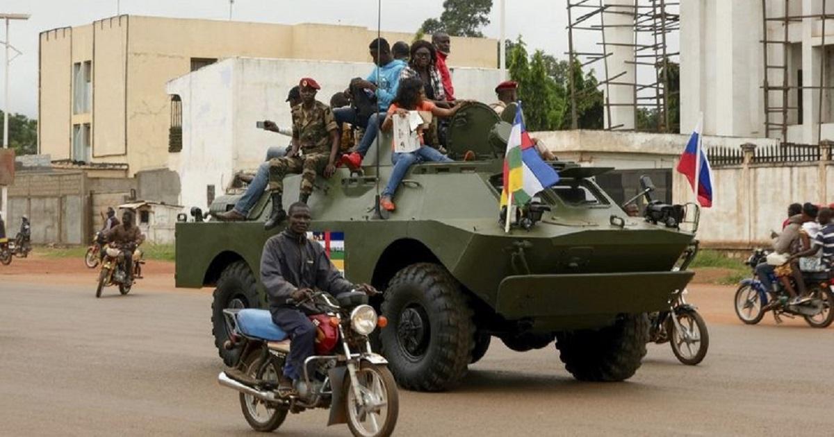 Complicité de la Centrafrique : la nouvelle trouvaille dans un conflit à distance entre superpuissances