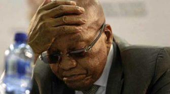 Ex president Jacob Zuma