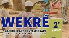 Exposition Wekré : le marché qui célèbre la place de la femme dans les arts contemporains du Burkina -Faso