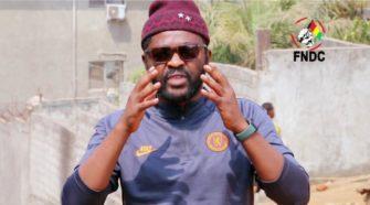 Guinée: Oumar Sylla condamné en appel à 3 ans de prison ferme