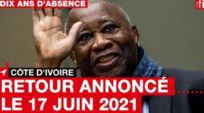 Retour de Laurent Gbagbo: la date du 17 juin confirmée par ses partisans