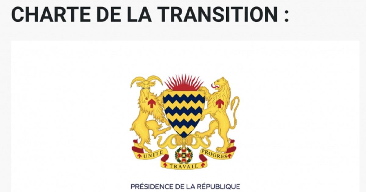 Tchad : une révision de la charte de transition exigée