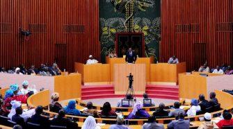 assemblee nationale senegalaise