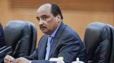 detention de Mohamed Ould Abdel Aziz