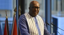 President Christian Roch Kabore