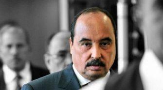 president Mohamed Ould Abdel Aziz