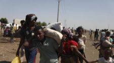 victimes du conflit au Tigre