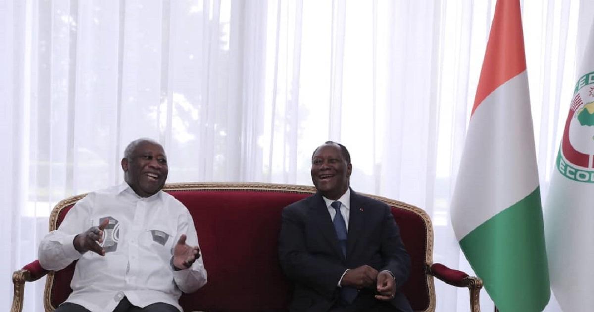 Côte d'Ivoire : que cachent les retrouvailles de Gbagbo et Ouattara ?