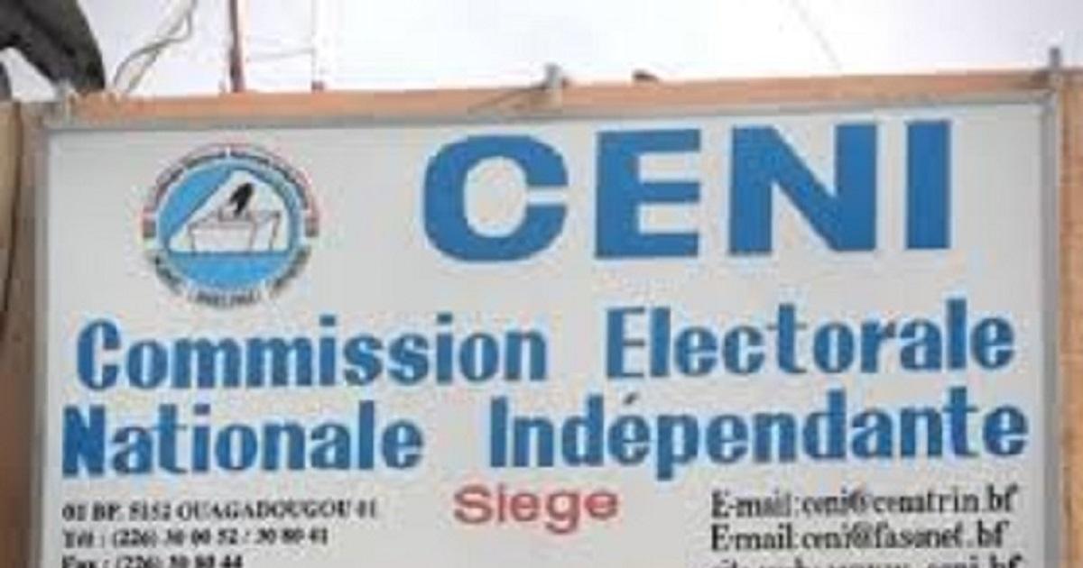 commission électorale burkinabè