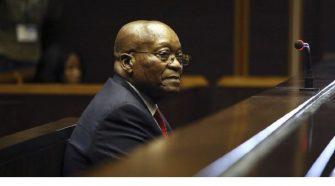 ex president Zuma