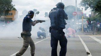 Violences en Afrique du Sud : le president Ramaphosa se montre très ferme