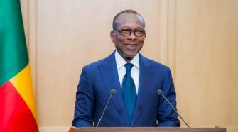 Alternance politique au Bénin : pas de troisième mandat pour le president Talon