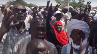 Mouvement de colère: les retraites tchadiens violentés par la police