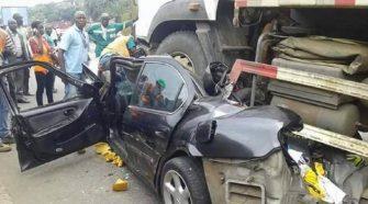 accidents de circulations en Afrique